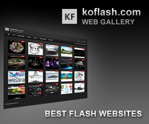 Flash Websites Gallery