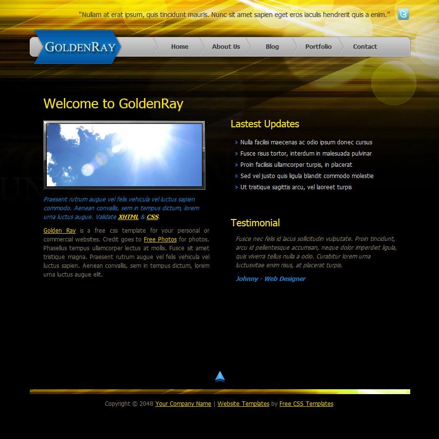 Ungewöhnlich Website Vorlagen Bilder - Beispielzusammenfassung ...