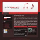 templatemo 013 music note Tr.gg CSS Tasarımlar