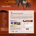 templatemo 032 travel Tr.gg CSS Tasarımlar