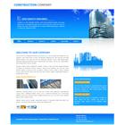 templatemo 035 construction Tr.gg CSS Tasarımlar