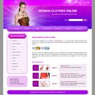templatemo 038 woman Tr.gg CSS Tasarımlar