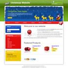 templatemo 045 christmas Tr.gg CSS Tasarımlar