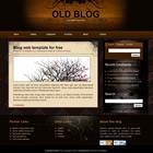 templatemo 058 old blog Tr.gg CSS Tasarımlar