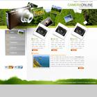 templatemo 069 camera Tr.gg CSS Tasarımlar