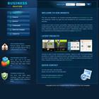 templatemo 091 business Tr.gg CSS Tasarımlar