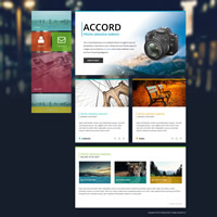 478 accord responsive template