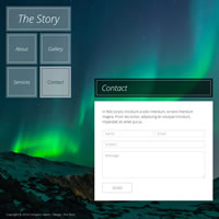 480 story responsive template
