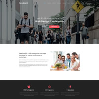 486 new event responsive template