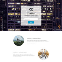 489 strategy responsive template