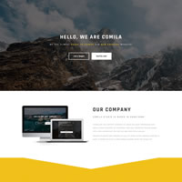 490 comila responsive template