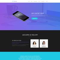 492 app starter responsive template
